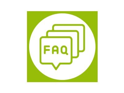 FAQ  (Antworten auf häufig gestellte Fragen)